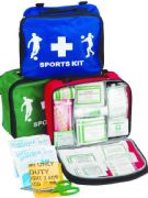 Basic Sports Kit (Green) - In a Green Sports Bag